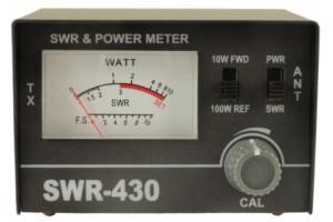 КСВ-метры SWR-430 в наличии!